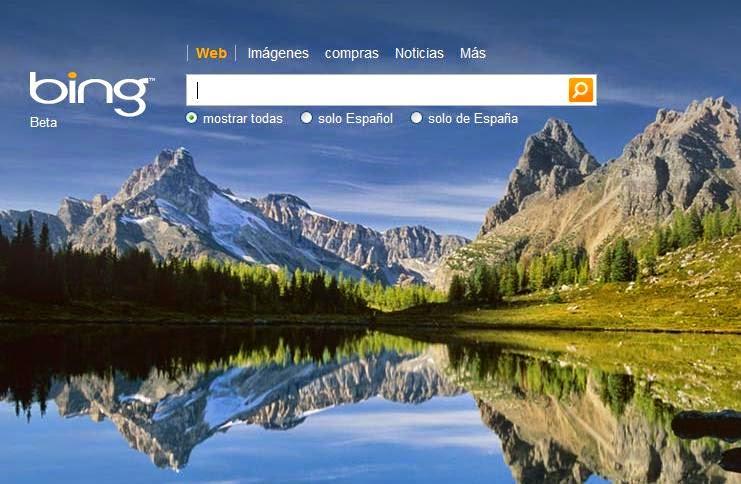 Bing-finder