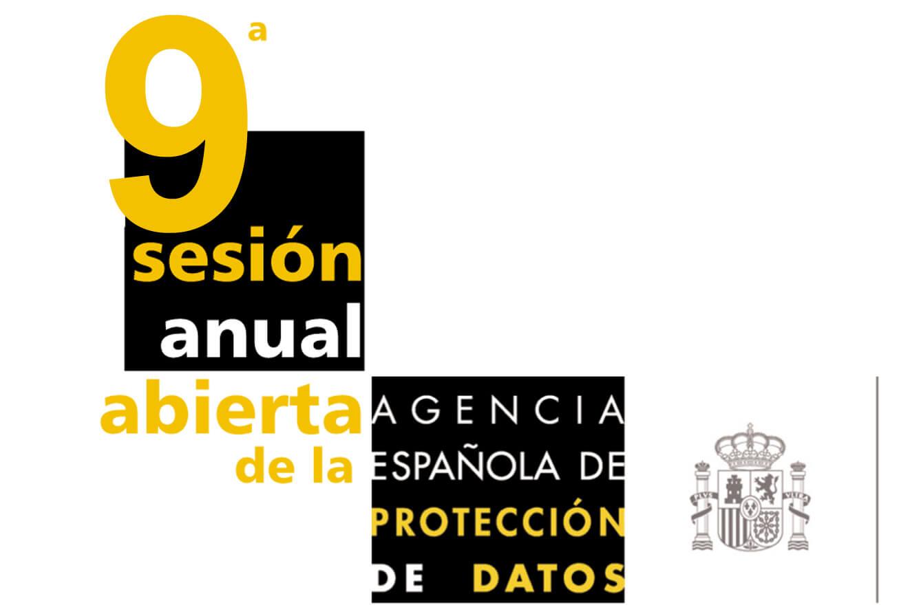 9º Sesión Anual Abierta de la AEPD
