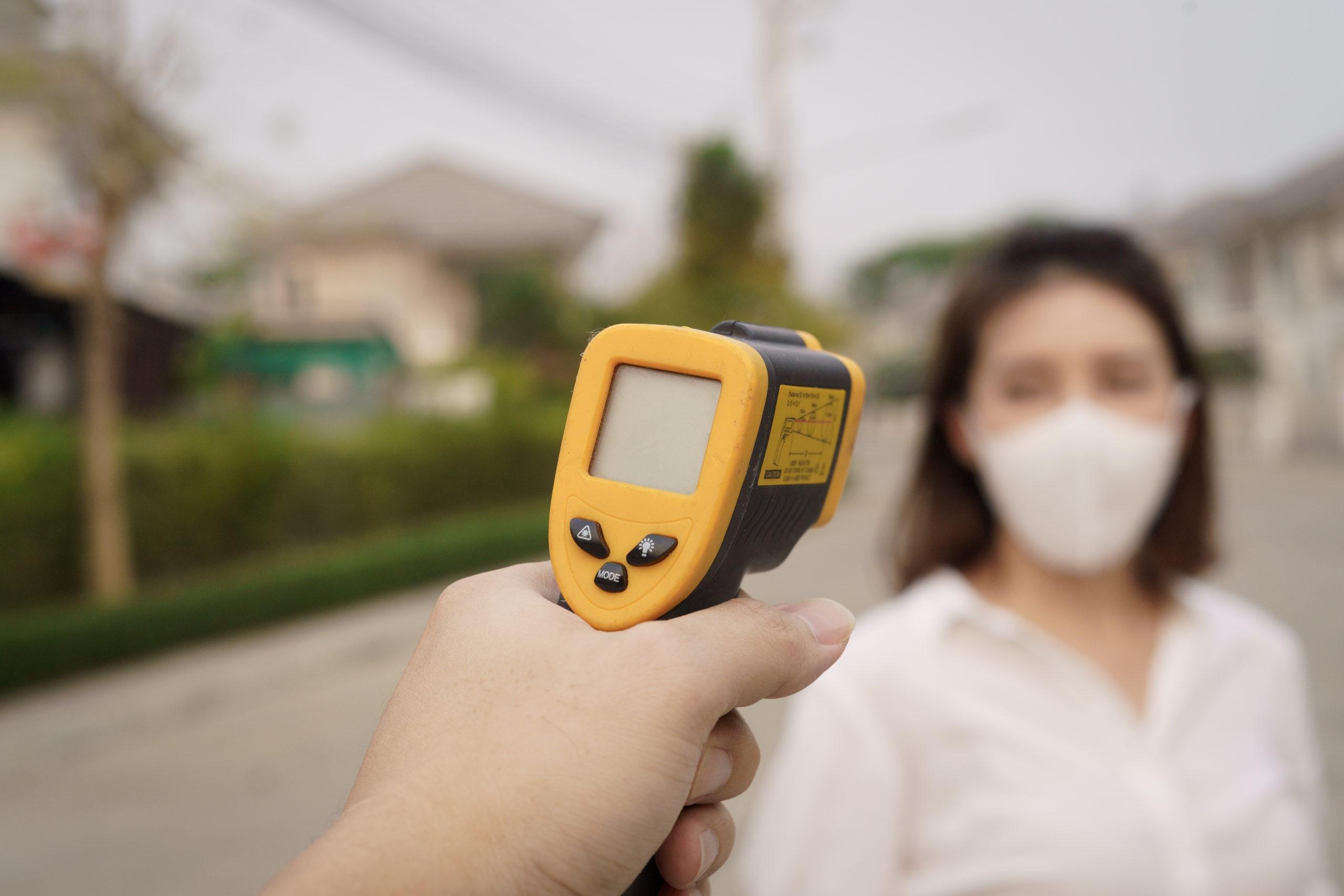 Control de la temperatura vs. privacidad